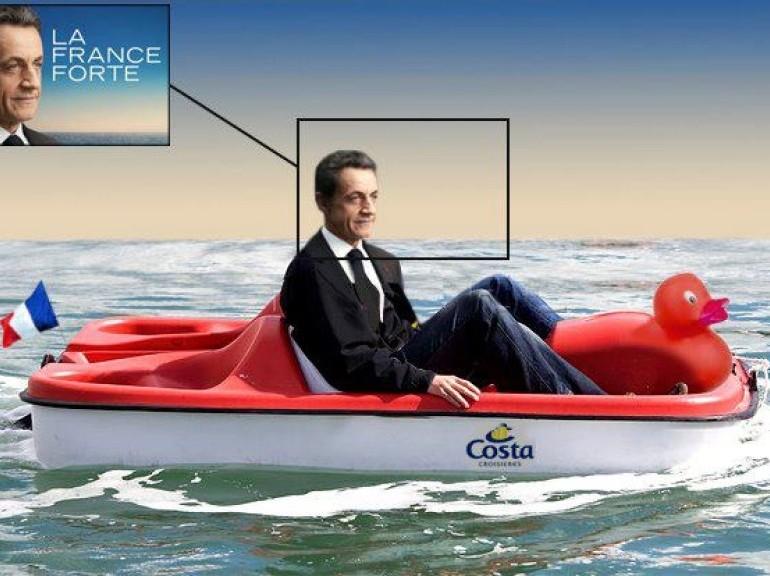 le capitaine du jour : la mer à boire